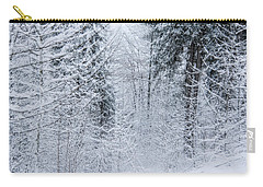 Winter Glow- Carry-all Pouch