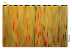 Winter Grasses #1 Carry-all Pouch