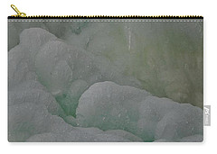 Winter Green Carry-all Pouch