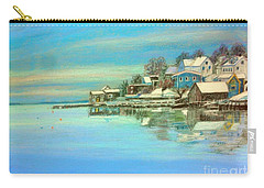 winter in Chester ,Nova Scotia  Carry-all Pouch
