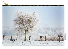 Winter In Holland Carry-all Pouch