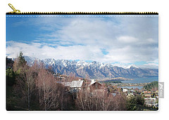 Winter In Queenstown Carry-all Pouch