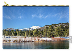 Winter In Ruidoso Carry-all Pouch