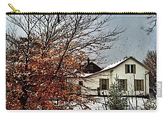 Winter In Woodstock Carry-all Pouch