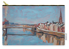 Winter In Wyck Maastricht Carry-all Pouch