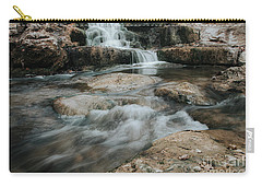 Winter Inthe Falls Carry-all Pouch