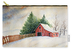 Winter Landscape IIi Carry-all Pouch