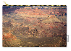 Winter Light In Grand Canyon Carry-all Pouch