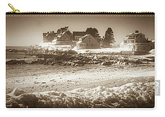 Winter - Lord's Point - Kennebunk Carry-all Pouch
