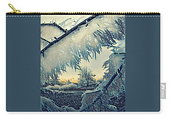 Winter Magic Carry-all Pouch by Colette V Hera Guggenheim