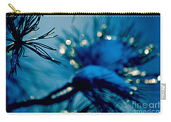 Carry-all Pouch featuring the photograph Winter Magic by Susanne Van Hulst