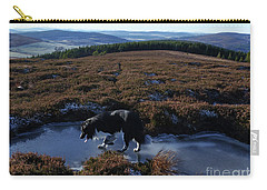 Winter Moorland Carry-all Pouch