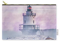 Winter Morning At Spring Point Ledge Carry-all Pouch