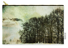 Winter Remembrances Carry-all Pouch