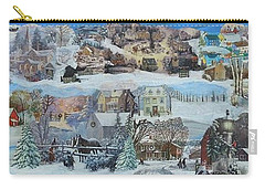Winter Repose - Sold Carry-all Pouch