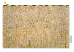 Winter Rye Grass Carry-all Pouch