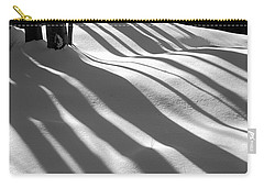 Winter Shadows Carry-all Pouch