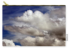 Winter Snow Clouds Carry-all Pouch