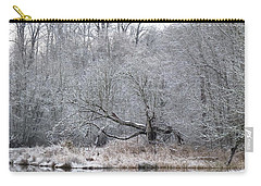 Winter Special Carry-all Pouch by I'ina Van Lawick