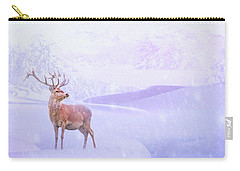 Winter Story Carry-all Pouch by Iryna Goodall