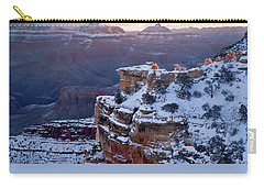 Winter Sunrise - Mather Point Grand Canyon Carry-all Pouch