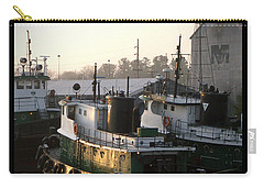 Winter Tugs Carry-all Pouch