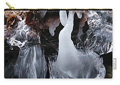 Winter Water Flow 5 Carry-all Pouch