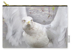 Winter Wings Carry-all Pouch