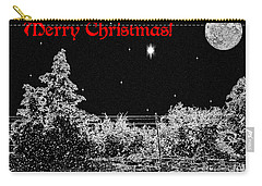 Winter's Night Carry-all Pouch by Methune Hively