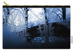 Carry-all Pouch featuring the photograph Wintertide by Danielle R T Haney
