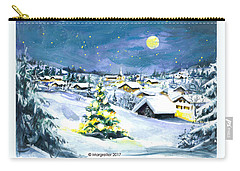 Winterwonderland Carry-all Pouch