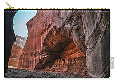 Wire Pass Archway Carry-all Pouch