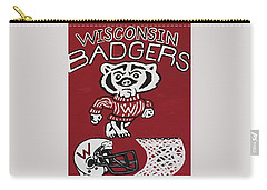 Wisconsin Badgers Carry-all Pouch