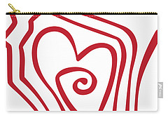 Wisconsin Drawn Carry-all Pouch