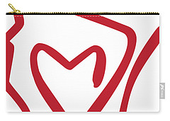 Wisconsin Love Carry-all Pouch