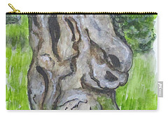 Wisdom Olive Tree Carry-all Pouch