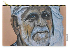 Wisdom Portrait Carry-all Pouch