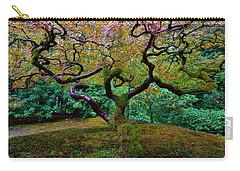 Wisdom Tree Carry-all Pouch by Jonathan Davison