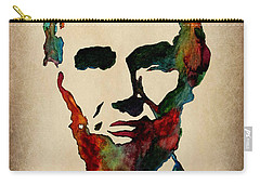 Wise Abraham Lincoln Quote Carry-all Pouch