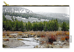 Wise River Montana Carry-all Pouch