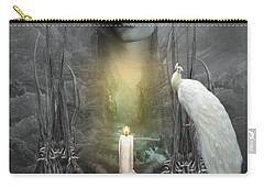 Wishing Candle Carry-all Pouch