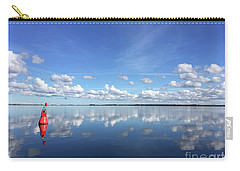 Wismar Bay In Fall Carry-all Pouch