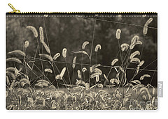 Carry-all Pouch featuring the photograph Wispy by Joanne Coyle