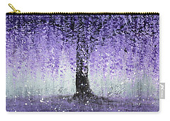 Wisteria Dream Carry-all Pouch by Kume Bryant