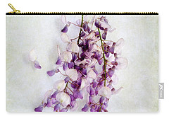 Wisteria Still Life Carry-all Pouch