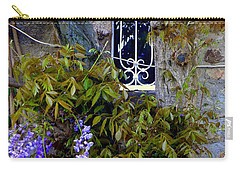 Wisteria Window Carry-all Pouch