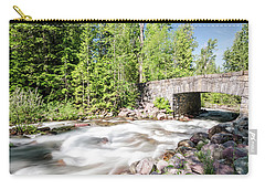 Carry-all Pouch featuring the photograph Wistful Afternoon by Margaret Pitcher