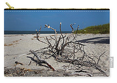 Carry-all Pouch featuring the photograph Wistful But Unwavering by Michiale Schneider