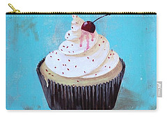 With A Cherry On Top Carry-all Pouch