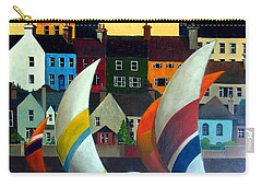 With The Wind In Kinsale, West Cork Carry-all Pouch